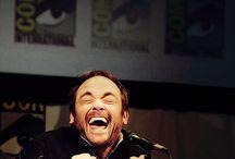 Crowley (Mark Sheppard)