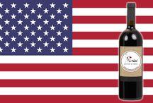 Vinhos Americanos / Seleção de Vinhos Americanos