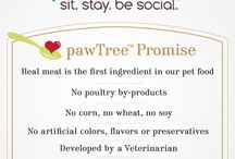 PawTree / This company isn't just about making great food and safe products for your fur babies. They want to form lasting relationships with clients so we can work with you through your pets changing needs throughout various stages of lifes journey.