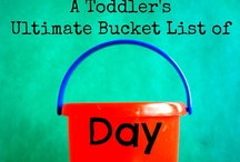 toddler ideas