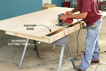 Shop Talk / Workshop, tools, machines, production,tips, tricks, woodworking, metalworking, Cnc, storage / by Massive Design