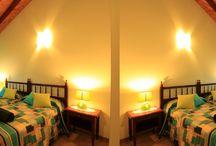 Habitación doble / Segunda habitación de la casa Angiz
