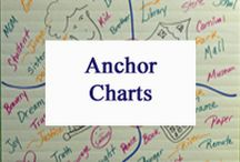 Anchor Charts / Anchor Charts curated for elementary teachers by www.treetopsecret.com.  Please visit my blog for more ideas to help you and your students, Veronica at TreeTop. / by Tree Top Secret Education