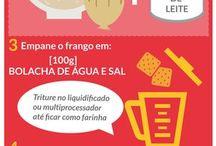 Culinária - Frango