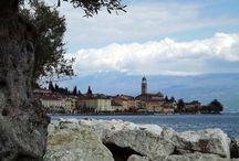 Salò / A breve distanza dall'Hotel Mayer & Splendid, sulla riviera occidentale del lago di Garda, sorge Salò, affacciata su un bellissimo golfo.