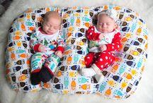 Twin Z Pillow Holiday / Twin Z Pillow Holiday photos!  www.twinznursingpillow.com