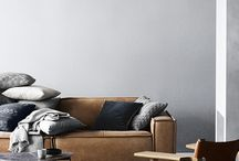 Płońsk - wersja 2 / Propozycja bardziej TRADYCYJNA. Drewno, ciepły styl skandynawski, zielone ściany, naturalne dodatki.