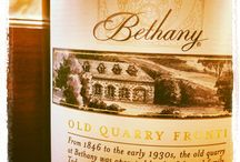 Bethany sweets and fortifieds / Includes our Select Late Harvest Riesling, Steinbruch Riesling and our ports: the Old Quarry Fronti (white port) and the Old Quarry Tawny (red port).