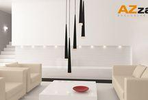 Our ranges: Azzardo / Lighting