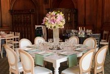 Tables for wedding and event hire