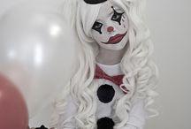 Clowns for Halloween