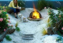 home backyard oasis / backyard... outdoor spaces... outdoor decor...  landscaping...  / by Pixel Musings