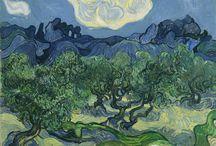 Olive Oil Art