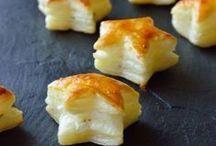 feuilleté au fromage frais