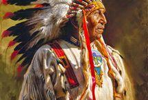Carnavales  Indios Americanos