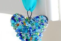 Designs and Creative Inspiration for Beads / I love beads - this board had dyi ideas for using beads. To make jewelry, wedding favors, crafts, bracelets and more. Now get to work and design.