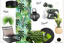 HOME - deco tropicale