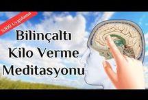 bilinç altı meditasyon ile zayıflama