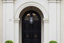 Entrance / Entrance, front door/way design