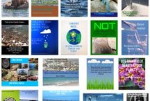 Teaching Artists - Water Awareness Posters / Making a poster about water conservation using an iPad app (PosterMaker), in the context of the drought California is going through and related to water in the curriculum, 4th and 5th grade.