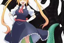 dragón maid