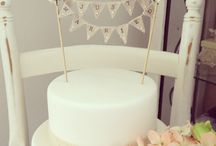 Personalized/Custom Fabric Party Decor