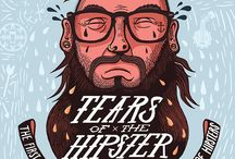 Hipster Posters