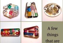 Resin jewellry