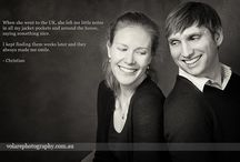 Relationships / We are a portrait studio located in Melbourne Australia. We specialise in black and white photography. We hope you enjoy the images on our relationship board which show true love and connections between our amazing clients.