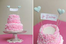 Baby Shower and Birthday Party