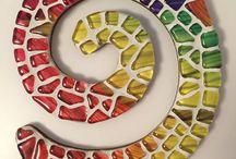 Mosaic art from Zagmos Finland / http://www.zagmos.fi