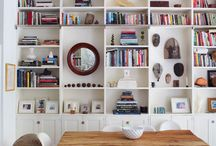 Bookcases/joinery
