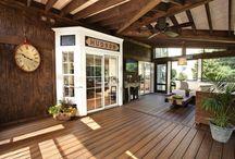 Sunrooms & Enclosures / by David Lombardo