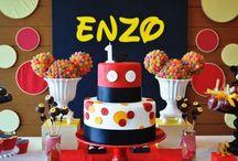 festinha Enzo
