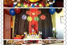 Kosta's Birthday Ideas / Kids