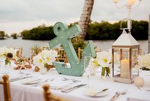 Coastal Wedding / Some wonderful ideas for a coastal wedding