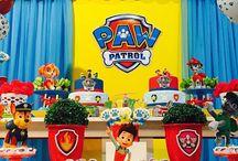 paw patrol party
