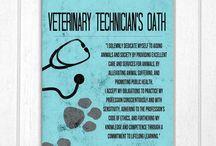 Vererinary technicians