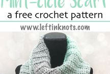 Scarf and Shawl Patterns