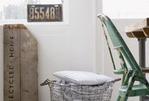 Vintage Love / Just the right mix of vintage French Country & Industrial / by Ardent Hands Designs