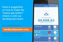 Get to know the new Taxbot app
