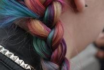 Hair / by Hilary Walker