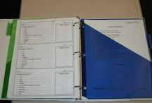 Class Organization and Routines