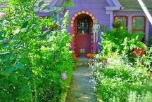Purple and Sage Cottage / by Willow