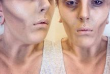 Drug Addict Makeup