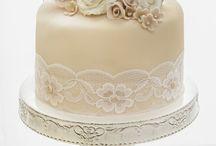 inšpirácie svadobné torty