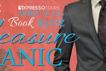 The Pleasure of Panic by J.A. Huss Blitz & Giveaway