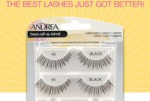 Andrea Lashes - The best lashes just got better! / #AndreaLashes #Lashes #LashLooks #FalseLashes #Falsies #FauxLashes #Flawless #Beauty #MakeupMustHaves #MUA #MakeupAddict #MakeUp #Beauty #Glam #GlamMakeup