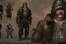Witcher 3 - concept art