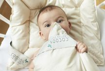 Cocoon Merino Wool / Series of organic Merino Wool bedding products for all ages